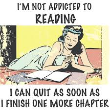 Addicted to reading